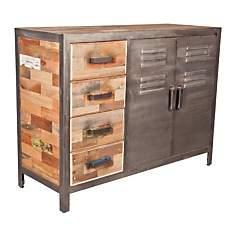 Buffet 2 portes 4 tiroirs  Fabrik n°2