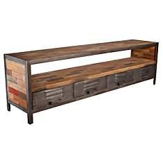 Meuble TV 4 tiroirs 1 niche  Fabrik