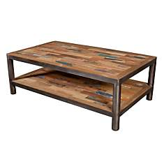 Table basse 2 plateaux  Modernity