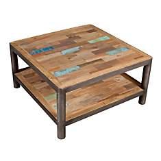 Table basse carrée 2 plateaux  Modernity...