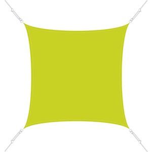 Voile d'ombrage carrée 4 x 4 m