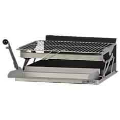Grilloir mFog avec bac horizontal, grill...