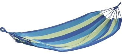 Hamac simple en coton et polyester