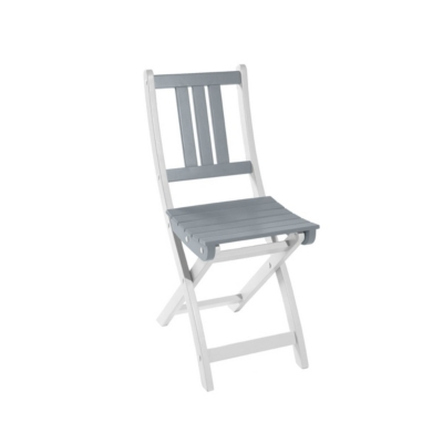 Lot de 2 chaises pliantes Burano CITY GREEN