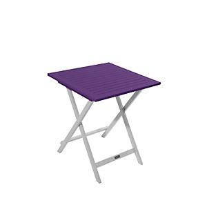 Tables de jardin violet camif - Table camif ...