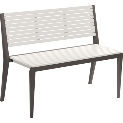 Banc de jardin empilable Portofino CITY GREEN