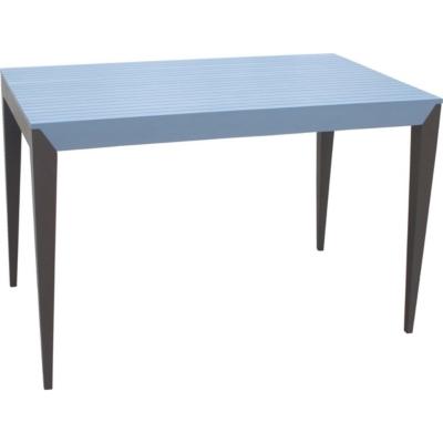 Table rectangulaire de jardin portofino city green