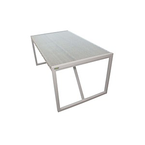 Tables de jardin camif for Table exterieur largeur 60 cm