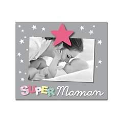 Cadre photo Super Maman