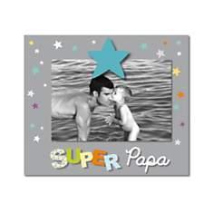 Cadre photo Super Papa