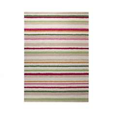 Tapis gris Funny Stripes par Esprit Home