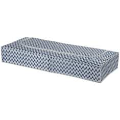Housse extra plate Ikat