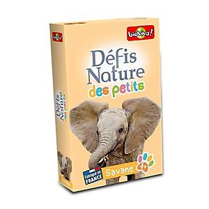 Défi Nature des Petits, Savane