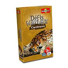 Défis Nature Animaux Carnivores -