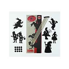 Pochette de silhouettes Alice