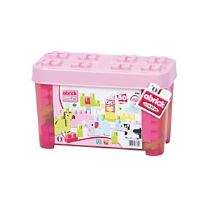 Baril animaux rose - ECOIFFIER
