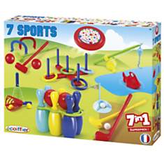 Pack sports de plage - ECOIFFIER