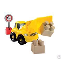 Petit véhicule de chantier modèle