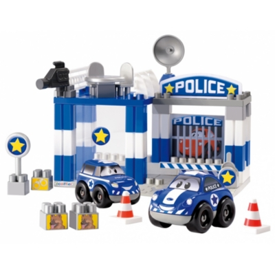 Police Fast Car - ECOIFFIER
