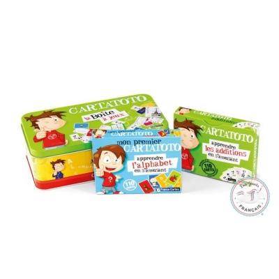 Ma boîte à jeux maternelle