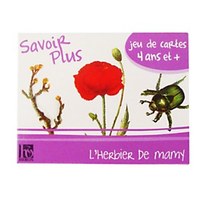 Savoir Plus - l'Herbier de Mamy - France
