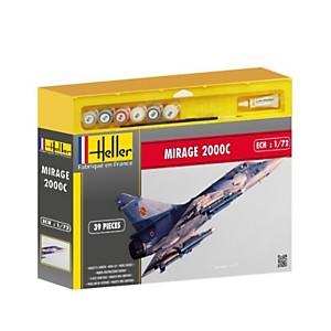 Maquette Mirage 2000C