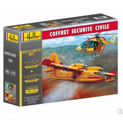 Maquette sécurité civile