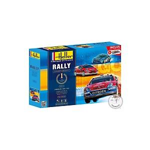 Rallye championship - HELLER