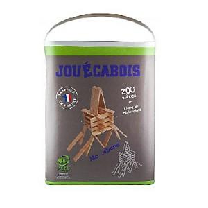 200 pièces + livret - JOUECABOIS