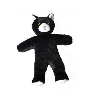 Grominou le chat noir 30 cm