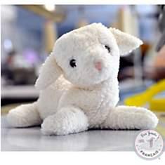 Trianon le mouton écru de 30 cm