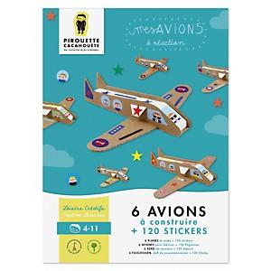 Kit créatif avion à Réaction -