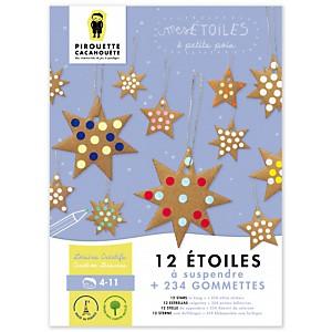 Kit créatif Etoiles - Pirouette
