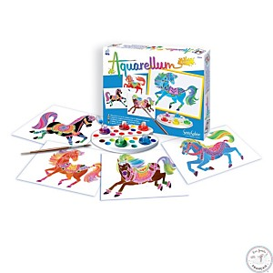 Aquarellum Junior - Chevaux -
