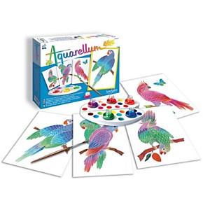 Aquarellum Junior - Perroquet -
