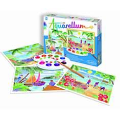 Aquarellum Paysages tropicaux -