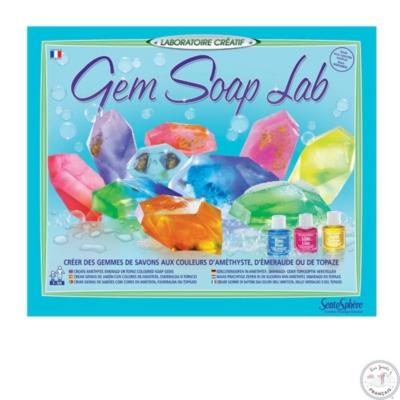 Gem Soap Lab - SENTOSPHERE