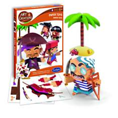 Paper Toys Pirates