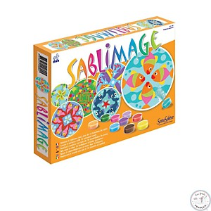 Sablimage - Mandalas Animaux -