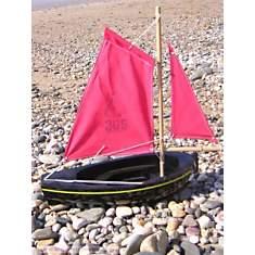 Barque Noire - 30 cm - TIROT