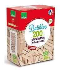 Petit batisseur naturel 200pcs - VILAC
