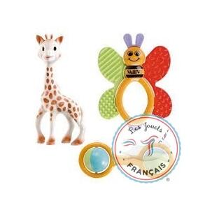Pack de naissance Sophie La Girafe