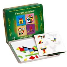 Art en jeu - Enfant Createur