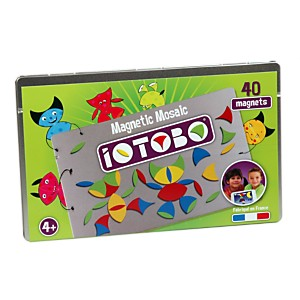 Iotobo - Boîte de voyage 4+