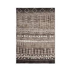Tapis marron Salvador