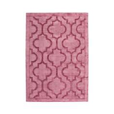 Tapis rose Eternity LALEE