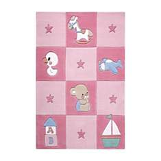 Tapis rose Newborn