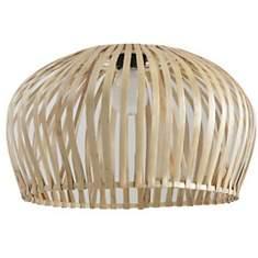 Abat-jour en bambou