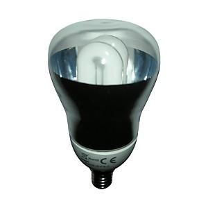 2 Ampoules Fluocompacte éco Réflecteur E