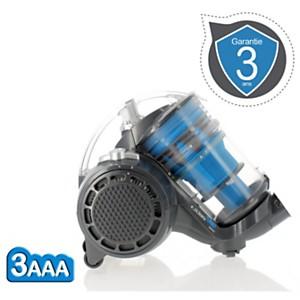 Aspirateur sans sac e.ziclean Turbo Eco Silent